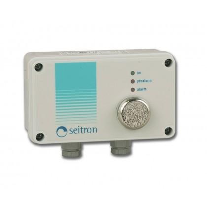 Opticko-dymový hlásič požiaru / detektor dymu 9V